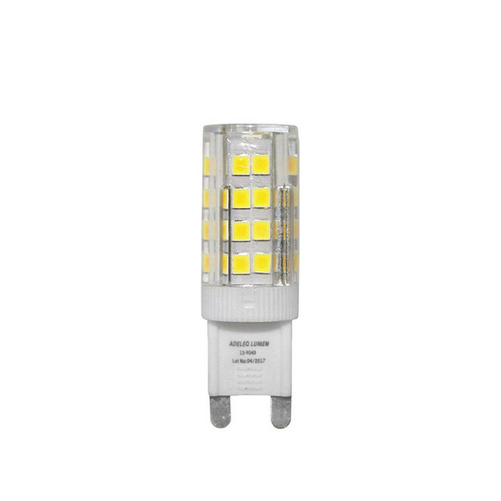 LED ΣΙΛΙΚΟΝΗΣ G9 4W 230VAC 360° COOL WHITE