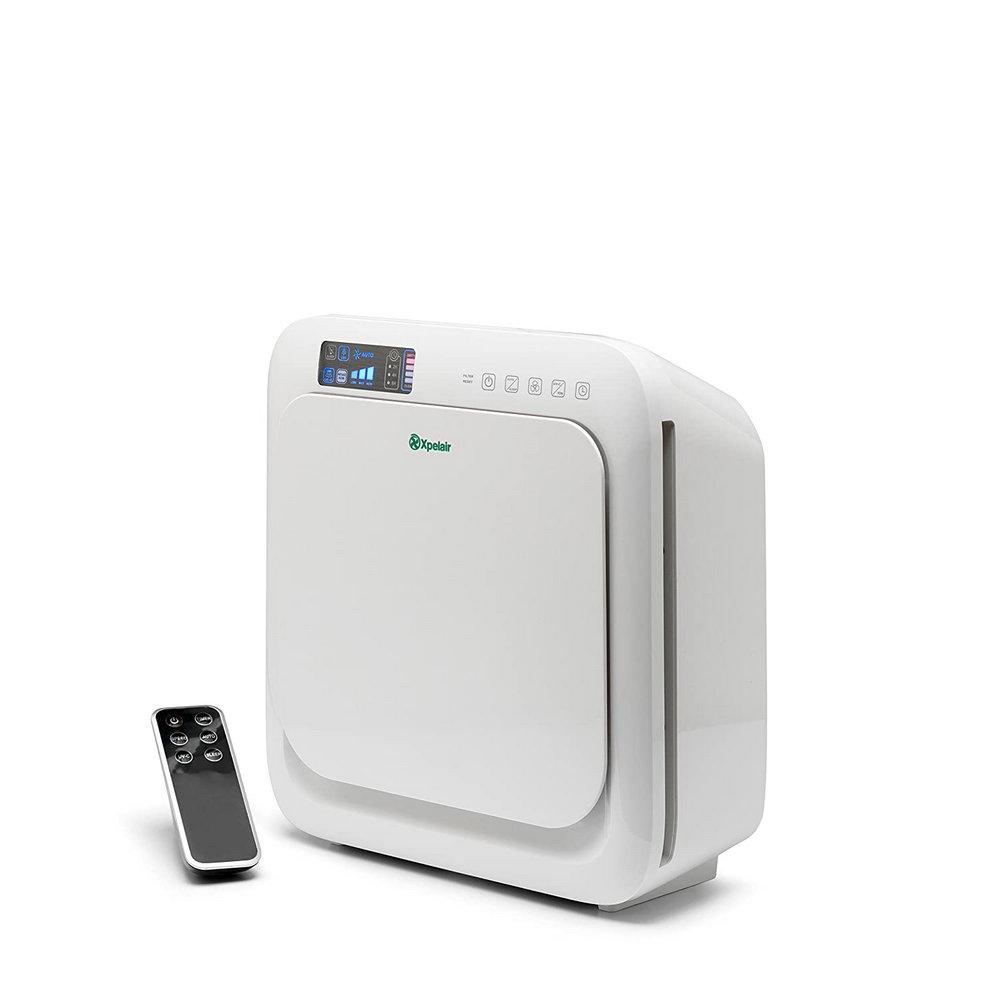 Καθαριστής Αέρα Xpelair XPAP6 με χειριστήριο και 6 στάδια καθαρισμού του αέρα κατα των ιώσεων