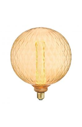 Λάμπα LED Γλόμπος 2,5W 105lm E27 230V 100° 2000K G200 Filament