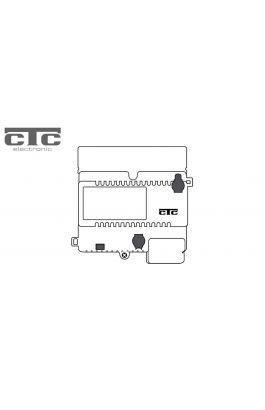 ΤΡΟΦΟΔΟΤΙΚΟ ΚΙΤ 2 ΚΑΛΩΔΙΩΝ NGV-400 CTC