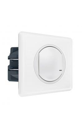 Διακόπτης/Dimmer CEL Zigbee/Wi-Fi All Loads/LED 300W Λευκό 067721 Legrand