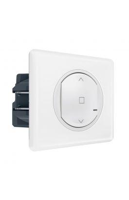 Διακόπτης ρολών CEL τοπικός Zigbee/Wi-Fi Χωνευτός Λευκό 067726 Legrand