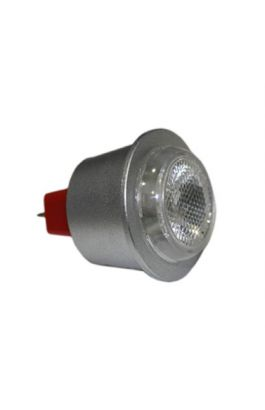 LED MR11 1W 12VAC/DC 30° KOKKINO Φ35mm