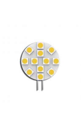 LED G4 2W 12VAC/DC 120° WARM WHITE (ΓΙΑ ΣΠΟΤ)