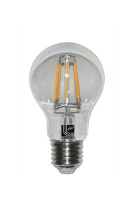 LED COG ΑΧΛΑΔΙ ΔΙΑΦΑΝΟ E27 6W 230V WARM WHITE