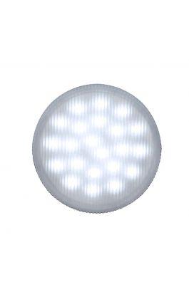 LED GX53 ΠΛΑΦΟΝΙΕΡΑ 4W 230V ΨΥΧΡΟ