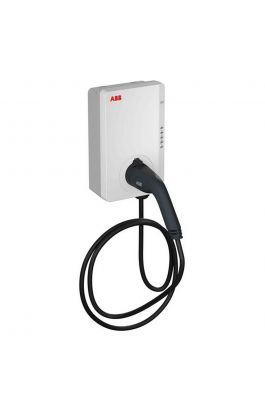 TERRA AC WALLBOX Σταθμός Φόρτισης EV Επίτοιχος 1φάσης 7,4W T2 RFID TAC-W7-G5-R-0