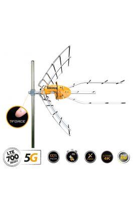 ΚΕΡΑΙΑ ΤΕLΕVΕS 148920 ELLIPSE T-FORCE 5G LTE HD BOSS (21-48)