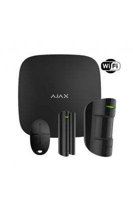 StarterKit PLUS (Black) Ajax Hub Ajax MotionProtect Ajax DoorProtect Ajax SpaceControl