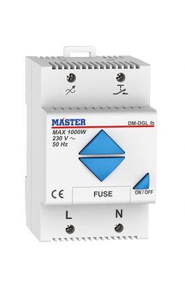 DIMMER ΡΑΓΑΣ 1000 Watt DM - DGL / b