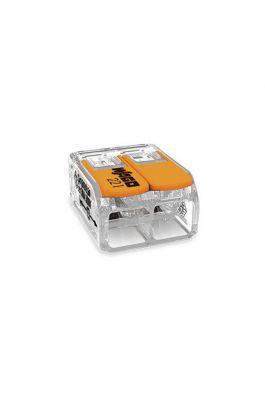 COMPACT Κλέμμα καπς 2-conductor connector 221-612