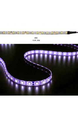 ΤΑΙΝΙΑ LED ΑΥΤΟΚΟΛΛΗΤΗ 12VDC 14,4W/m 60LED/m RGB IP54