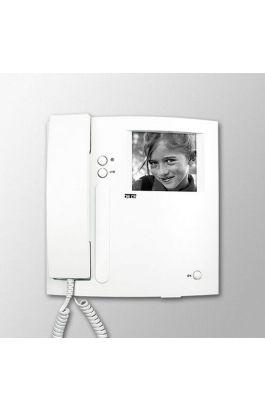 """ΜΟΝΙΤΟΡ ΕΠΙΠ.4"""" VHS 503 B/W ΛΕΥΚΟ IRIS"""