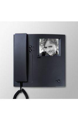 """ΜΟΝΙΤΟΡ ΕΠΙΠ.4"""" VHS 503 B/W ΑΝΘΡΑΚΙ IRIS"""
