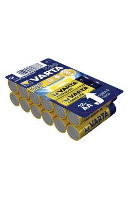 Αλκαλικές Μπαταρίες AA 1.5V Varta LongLife 12 Τεμ 4008496807833