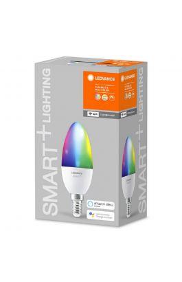 ΛΑΜΠΕΣ LED SMART+ WiFi CL B  RGBW 40 yes  5W/ E14 LEDVANCE
