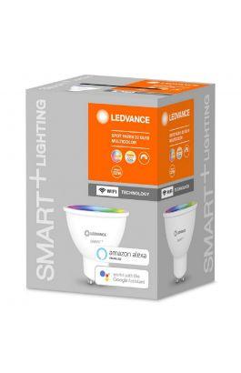 ΛΑΜΠΕΣ LED SMART+ WiFi  PAR16  RGBW 50  40° tbdW/ GU10 LEDVANCE
