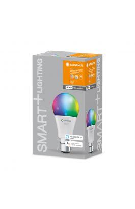 ΛΑΜΠΕΣ LED SMART+ WiFi CL A  RGBW 60 yes  9W/ B22d LEDVANCE