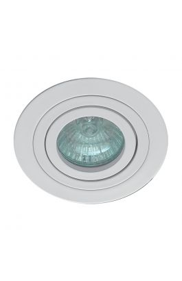 Σποτ Χωνευτό Λευκό Round Adj D:92 Richard VIOKEF 4106401