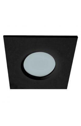 Χωνευτό Σποτ Μαύρο Square Viki 4151501  VIOKEF
