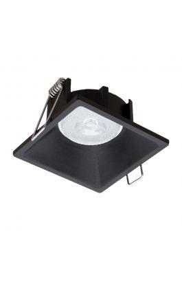 Χωνευτό Σποτ Μαύρο Fino 4225001  VIOKEF