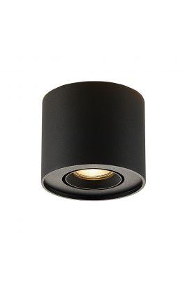Οροφής Μαύρο Στρογγυλό Arion 4260801 VIOKEF
