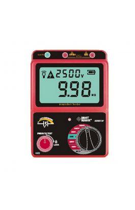 Ψηφιακός μετρητής μόνωσης AR907A με προστασία υπερφόρτωσης | 722-050907000