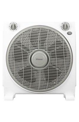 Primo PRBF-80452 Box Fan 12 30cm Λευκός / Γκρί (800452)