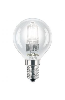 HALOGEN Classic 42W E14 230V ΣΦΑΙΡΙΚΗ PHILIPS