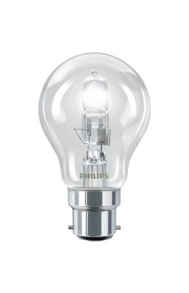 HALOGEN Classic 42W B22 230V A55 CL 1CT PHILIPS