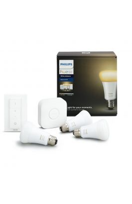 HUE AMBIANCE KIT 9.5W A60 E27 SET PHILIPS (3X BULB + 1 SWITCH + 1X BRIDGE)