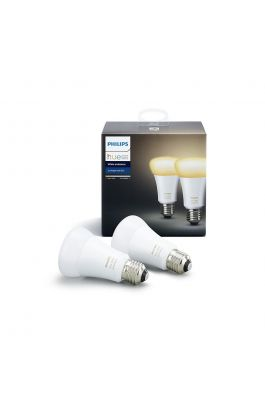 HUE AMBIANCE 9.5W A60 E27 PACK PHILIPS (2X BULB - BRIDGE NOT INCLUDED)
