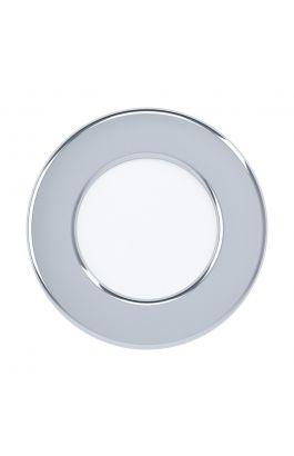 LED-ΣΠΟΤ ΧΩΝΕΥΤΟ  Ø86 ΧΡΩΜΕ 3000KFUEVA 5
