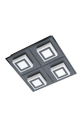 LED-ΑΠΛΙΚΑ/ΠΛΑΦΟΝΙΕΡΑ/4 ΜΑΥΡΟ/SAT. MASIANO 1