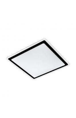 LED-ΠΛΑΦΟΝΙΕΡΑ 340X340 WS/SW/ΔΙΑΦΑΝΟ COMPETA 2