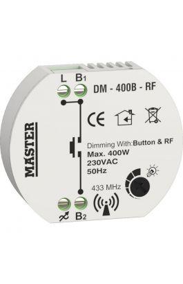 DIMMER KYTIOY 400W LED (ΤΗΛΕΧΕΙΡΙΣΜΟΣ BUTTON ΚΑΙ RF)