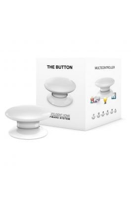 FIBARO Button Χρώμα Λευκό (Z-Wave) GEYER