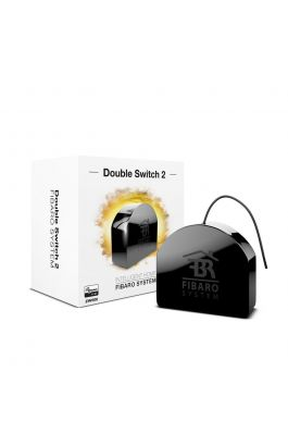 FIBARO Double Switch (Z-Wave) GEYER