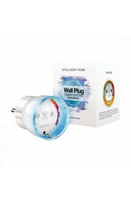 FIBARO Wall Plug (Z-Wave) GEYER