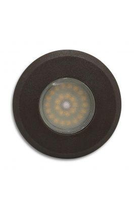 ΦΩΤΙΣΤΙΚΟ ΠΛΑΣΤΙΚΟ ΧΩΝΕΥΤΟ LED 1,9W 266LM ΙΡ65 ΡΟΥΣΤΙΚ D7cm ARAPIDIS LIGHTING