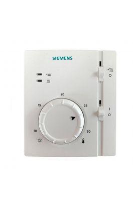 Siemens Θερμοστάτης Χώρου Αναλογικός με εντολή Boiler RAA31.26