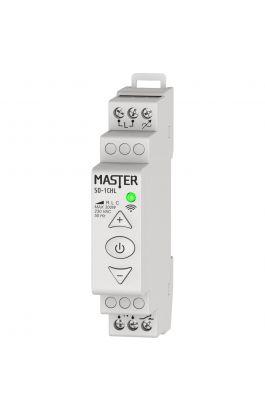 DIMMER ΡΑΓΑΣ 1 Module 230V/300W (Wi-Fi) SD-1CHL