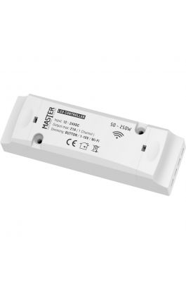 LED CONTROLLER 12-24V/21A 1CHANNEL (Wi-Fi) SD-250W