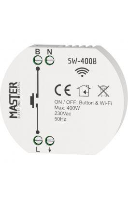 ΔΙΑΚΟΠΤΗΣ ΚΥΤΙΟΥ 230V/400W (Wi-Fi) SW-400B