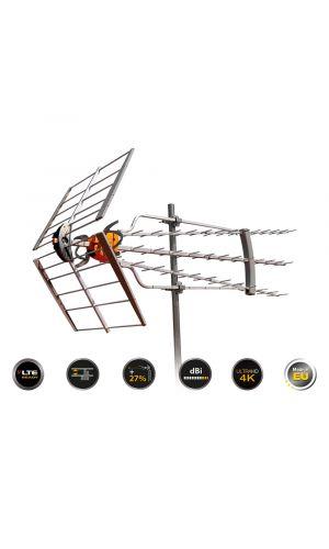ΚΕΡΑΙΑ TELEVES 149740 DAT-75 T-FORCE LTE HD BOSS LR