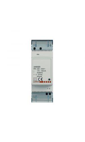 Τροφοδοτικό θυροτηλεόρασης/τηλεφώνου 230V AC 27V